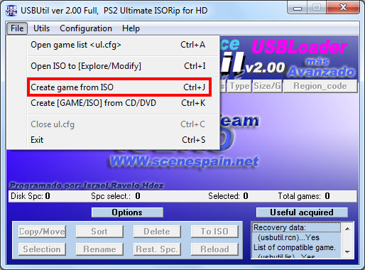 Software Ps2 Usb Hdd Iso Loader